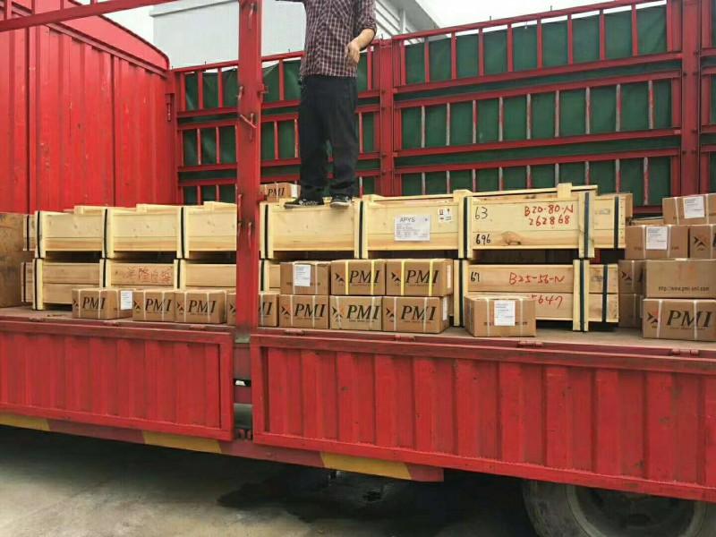 台湾银泰PMI直线导轨(中国区)事业部厂房