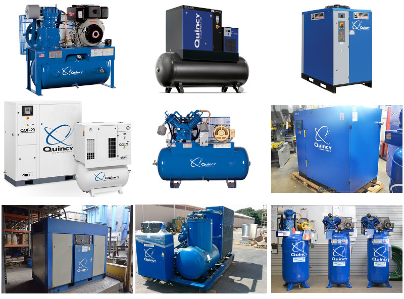 昆西空压机和昆西真空泵中国区事业部