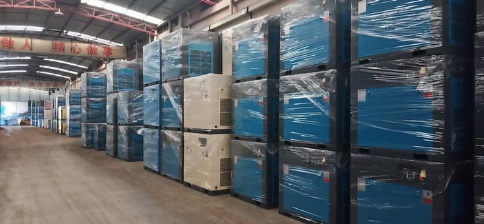 开山真空泵与开山空压机在重庆地区销售总结