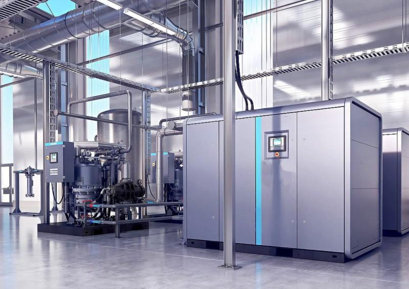 阿特拉斯空压机开发的MIM系统将邀请部分代理商试用